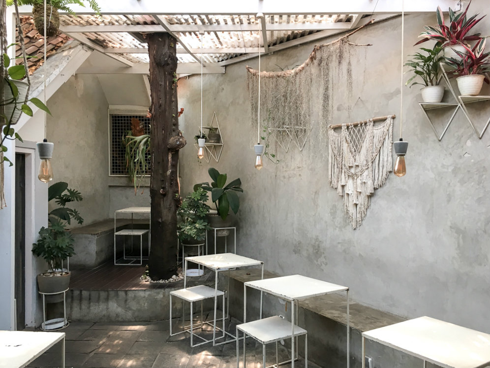 cafe instagrammable bandung