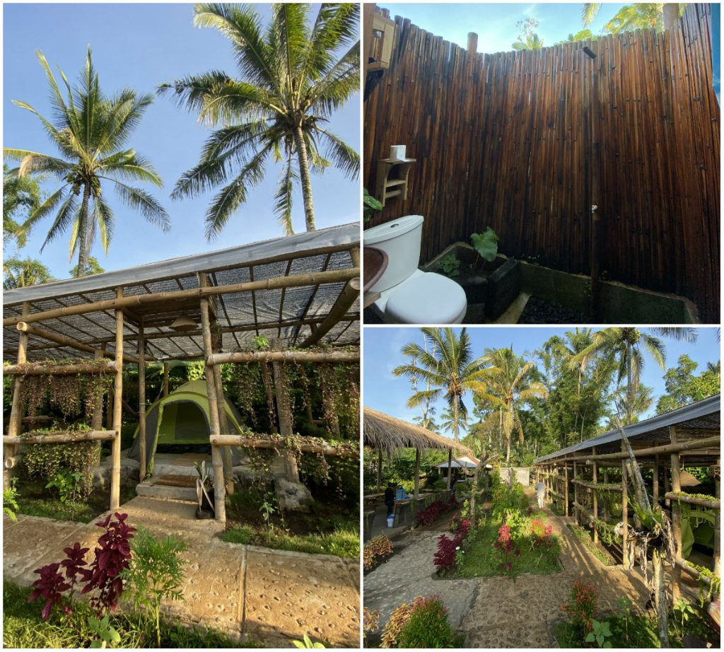 dear traveller guest house and glamping lumajang