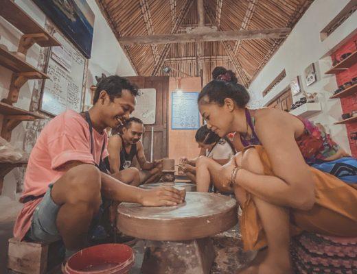 Kelas tembikar Yogya